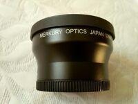Merkury Optics Japan 52mm 2× Digital Photo Lens , as new