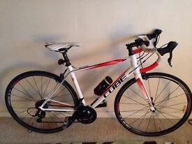 Cube road bike
