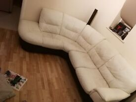 5 seater corner sofa and electric recliner chair