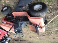 Mastercraft riding mower for sale or trade