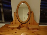 bedroom unit mirror
