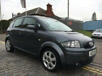 AUDI A2 1.4 TDI SE,51 PLATE 2001...65 MPG...£30 ROAD TAX....CARLSBERG CARS!!...JUST ARRIVED....