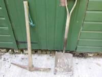 Builders Shovel