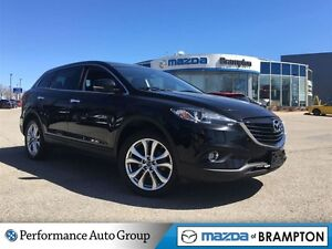 2013 Mazda CX-9 GT C.P.O. LOADED AWD !!!!!!!