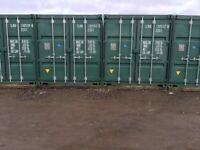 40' Container Storage at Billericay, Essex