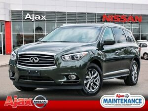 2013 Infiniti JX35 Premium*One Owner*DVD