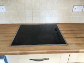 Neff electric/halogen hob