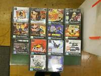 14 PS1 Games For Sale