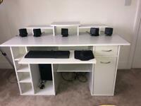 Gaming desk/office desk