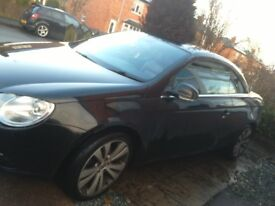 VW Eos for sale lovely looking convertible just in time for spring & summer