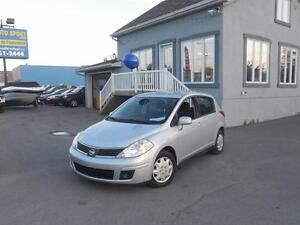 2007 Nissan Versa 1.8 S ++ICI ON VOUS DIT+OUI++