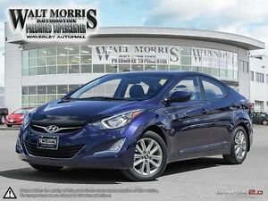 2014 HYUNDAI ELANTRA GLS: LOCAL VEHICLE, ONE OWNER