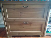 BARGAIN: Wooden Chest of drawers to sell NEGOCIABLE