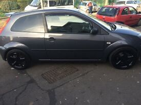 Fiesta zetec S 1.6 TDCI £30 a year tax