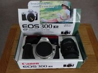 Canon EOS 300 Kit with EF 28-80mm f/3.5-5.6 V USM Lens