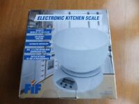 Brand New Electronic Kitchen Scales