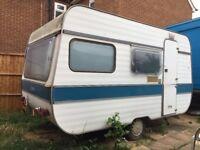 Caravan site office cheap fridge 4 bed £325