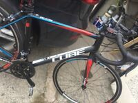 NEW CUBE ROAD BIKE