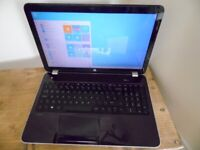 HP 15 Pavilion Very Good Condition Fresh install of Win 10 and Office 16