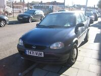 Opel corsa Left-Hand drive 1999......Spare parts & scrap metal for sale ...collection only ......