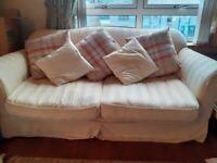 Light beige/cream couch