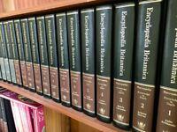 Encyclopaedia Britannica 15th Edition - Complete Set £20
