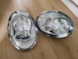 Mini Cooper Halogen Headlights