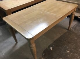 Harvey's New/Ex Display Harveys Florine Dining Table