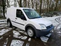 2008 FORD TRANSIT CONNECT VAN 1.8 TDCI T220 110 BHP FULL YEARS PSV £2250 ONO