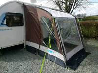 Kampa Rally 200 poled caravan awning