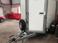 Ifor Williams box trailer 10x5x6