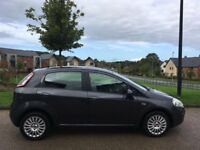 Fiat Punto Evo 1.4 8v Dynamic 5dr start/stop 2010 10 Reg 53k Miles Good Condition