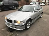 Bmw 318TI compact M SPORT automatic **P/X WELCOME**