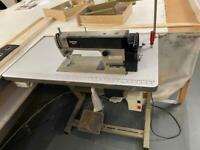 Industrial Sewing Machines (x5) & Overlocker (x1)