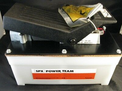 Spx Power Team Air Hydraulic Pump Pa50 G New