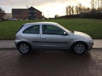 2006 VAUXHALL CORSA 1.2 SXI+ / MAY PX OR SWAP