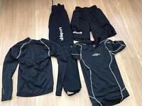 Selection of Boys Goalkeeper Clothes