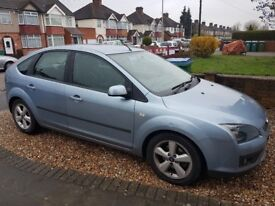 Automatic ford focus 2005 relaible car