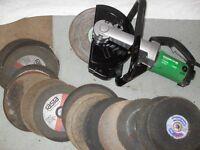 Hitachi cm12y disc cutter