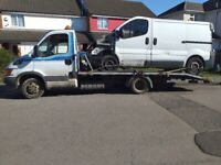ALL SCRAP CARS AND VAN'S WANTED