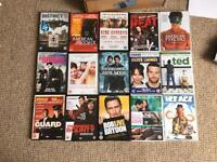 15 dvds for sale