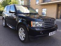 LAND ROVER RANGE ROVER SPORT 3.6 HST ** TOP OF THE RANGE ** SERVICE HISTORY