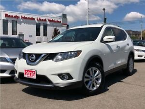 2016 Nissan Rogue SV - Rear Camera - Heated Seats