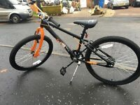 X rated exile dirt jump bike / bicycle / bmx