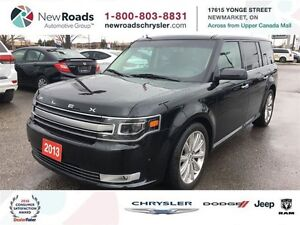 2013 Ford Flex Limited 4D Util Ecoboost AWD