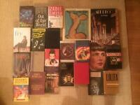 Job lot of 22 First Edition books, all in very good condition. Titles as shown in pictures.