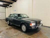 Bentley mulsane s 6.75 v8 in stunning condition full service history long mot feb 22 rare classic