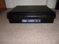 C Audio power amplifier