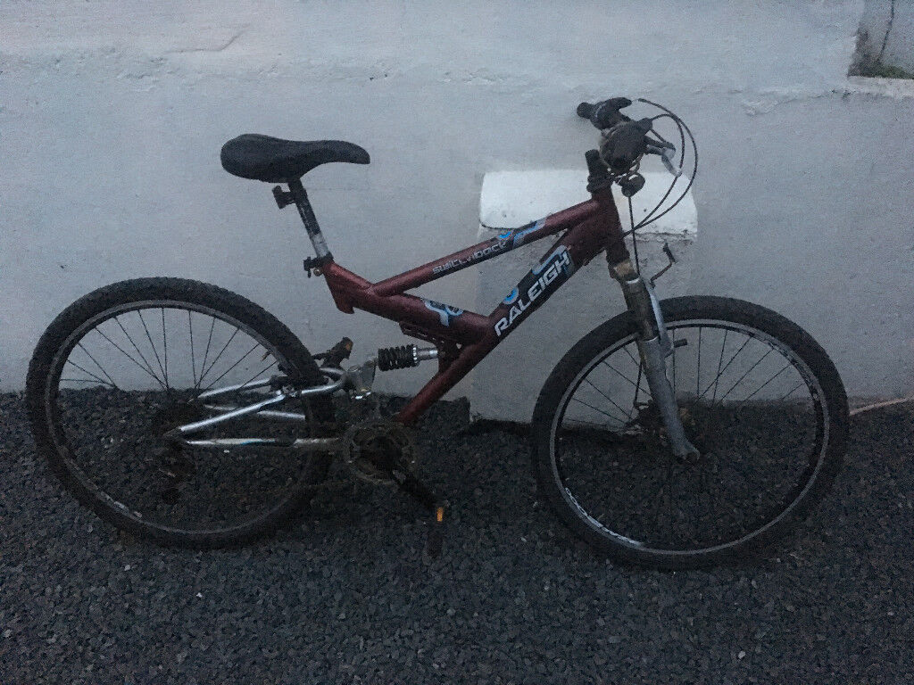 Raleigh Switchback Hardtail Bike In Mint Condition Good Solid Bike £65...