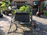 'Leisuregrow' Two Seat Swing Hammock